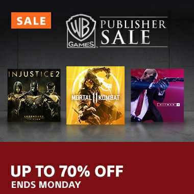 Ofertas Playstation store WB (Warner Bros)
