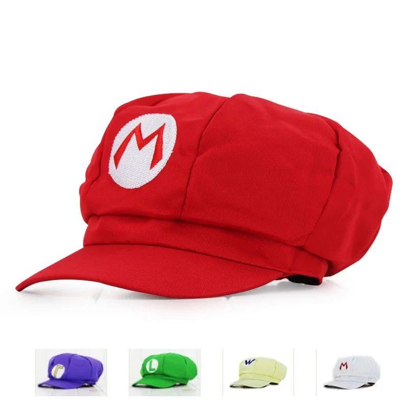 AliExpress: Gorra Super Mario Bros