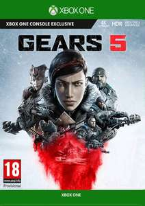 G2A: Gears of war 5 para xbox one/windows 10