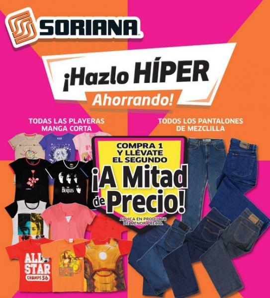 Folleto Soriana del 24 al 30 de mayo 2013