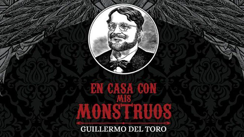 """MUSA: Exposición """"En casa con mis monstruos"""" de Guillermo del Toro, semana extra con precio especial"""
