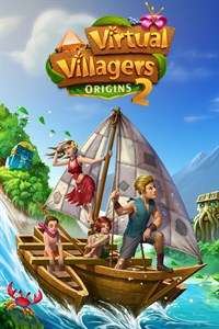 Microsoft Store XBOX:  Virtual Villagers Origins 2 (Gratis)