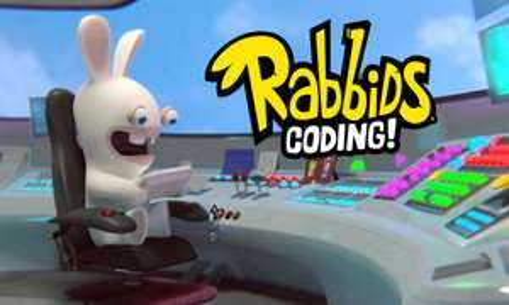 Ubisoft: Rabbids Coding! - F2P PC