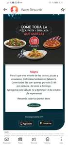 Italianni's: Come todo lo que Quieras de Lunes a Domingo
