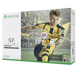 Tienda Telmex: Xbox One S 500GB + FIFA 17