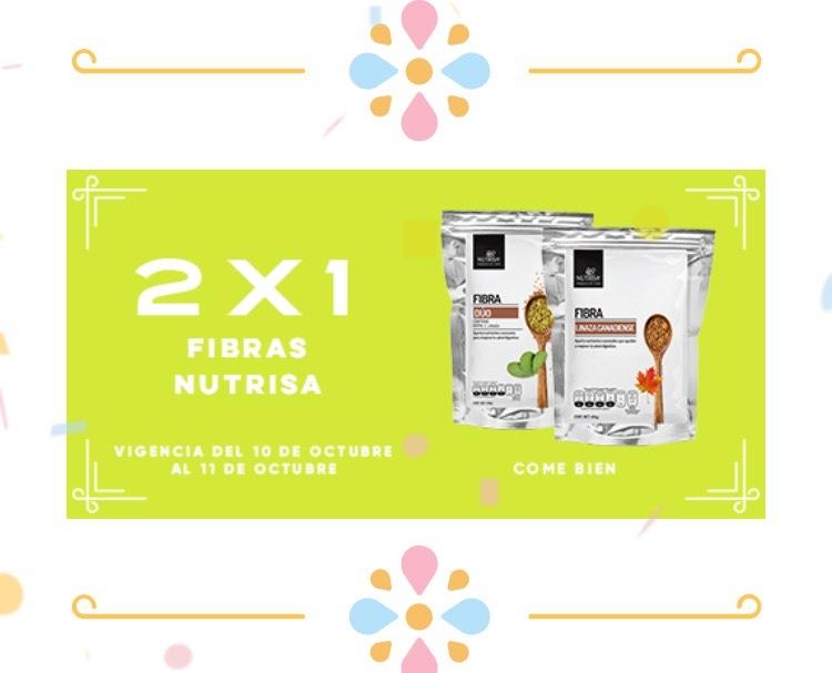 2 x 1 FIBRAS NUTRISA