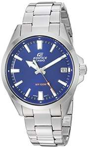 Amazon: Casio Edifice de acero inoxidable