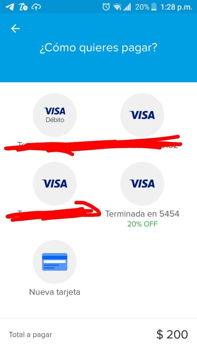 Mercado pago: 20% de descuento en pago de servicios con tarjetas bancoppel