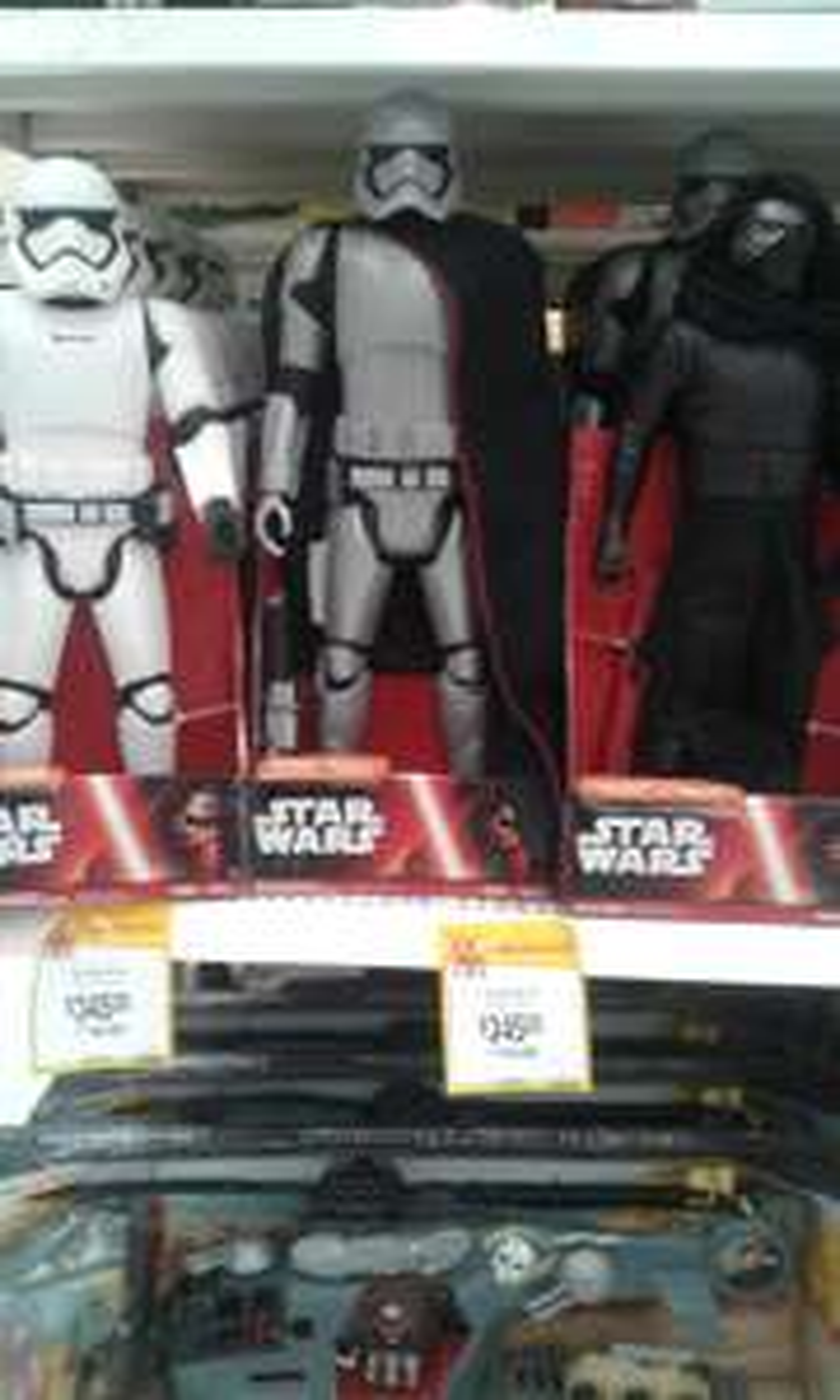 Walmart: Figura Star Wars grande $345.03