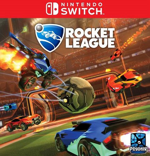 eShop: Rocket League para Nintendo Switch