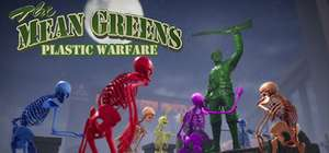 Steam: The Mean Greens - Plastic Warfare -60%