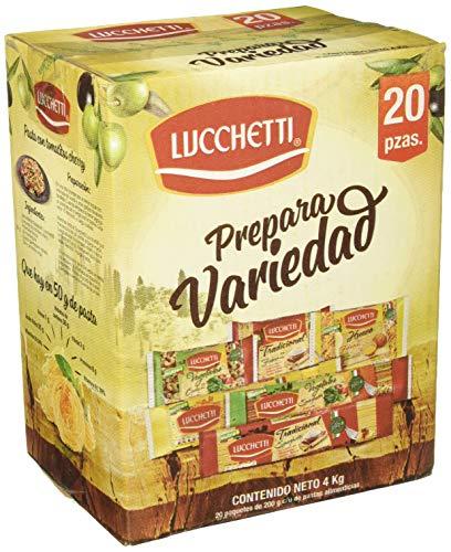 Amazon: Lucchetti MULTIPACK  LUCCHETTI 20 piezas de 200gr, 4kg