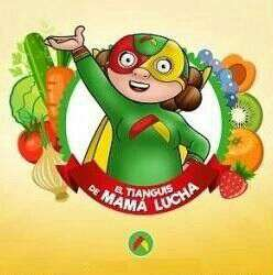 Bodega Aurrerá: El Tianguis de Mamá Lucha: Perón Golden en Bolsa $20 kg... Mandarina $15 kg... Toronja $15 kg.