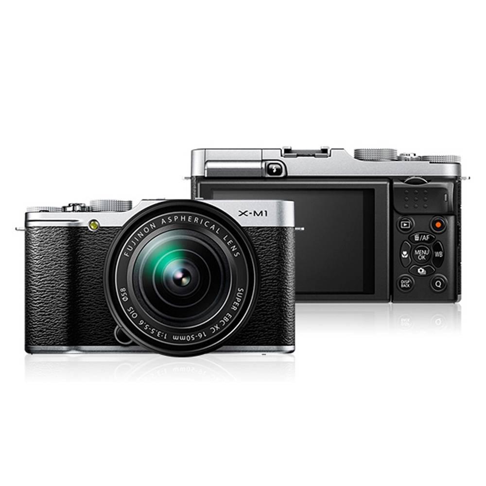 Walmart online : Cámara Digital Fujifilm Serie X X-M1 16 Megapíxeles  antes $ 37599