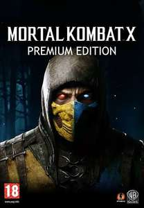 Eneba: Mortal Kombat X (Premium Edition) Steam Key GLOBAL