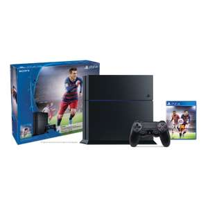Amazon: Consola PlayStation 4 de 500GB + FIFA 16
