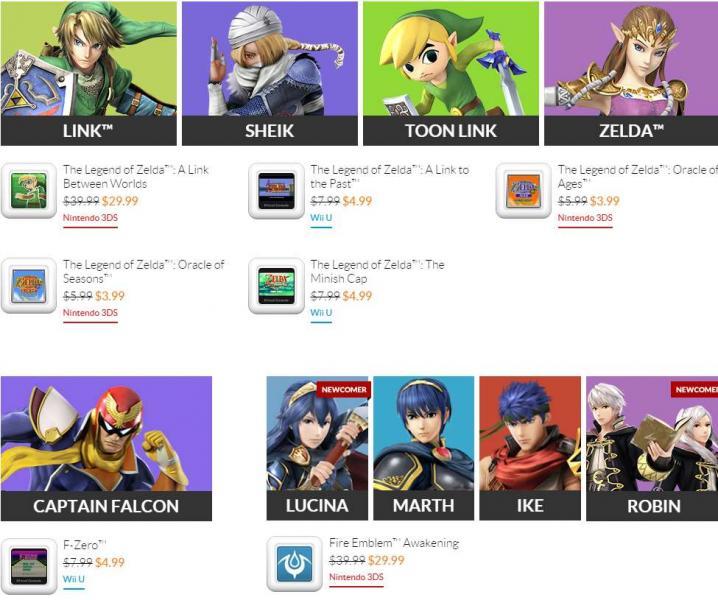 Nintendo eshop: descuentos en juegos de Zelda, Mega Man, Sonic y más