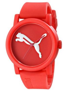 Amazon EU: Reloj Puma Rojo PU103682002 $520 (envío incluido)