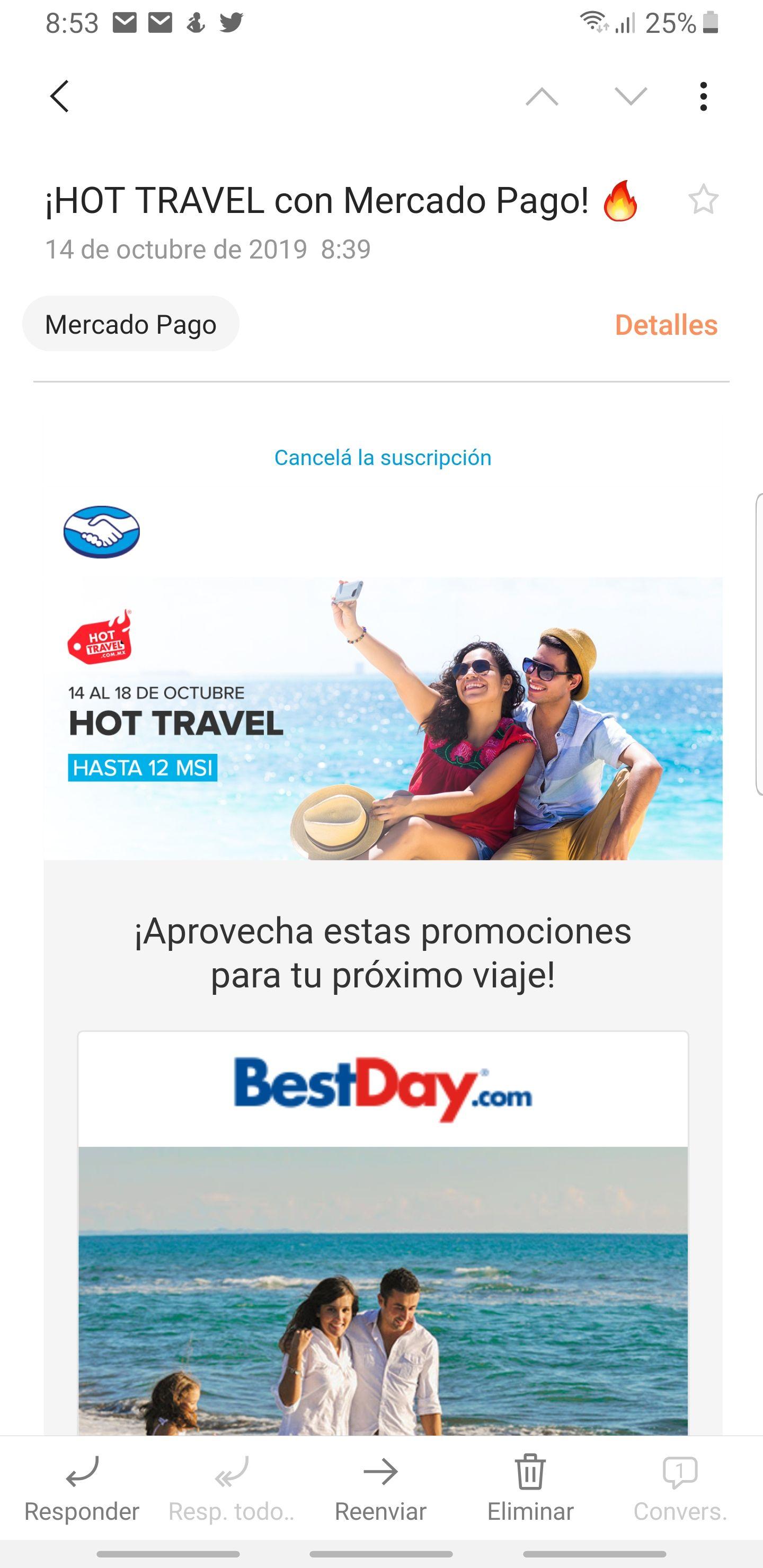 Hot travel con Mercado Pago