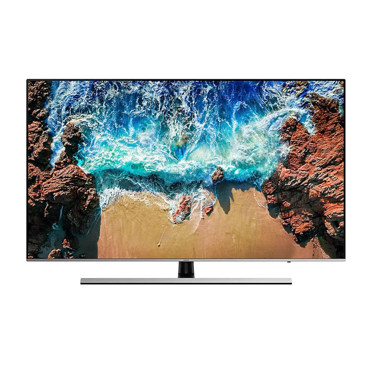 "Sears: Pantalla Samsung 55"" Serie 8 120Hz 4K UHD Smart TV NU8000"