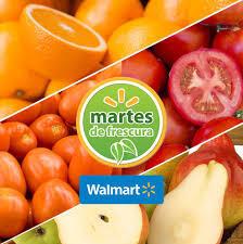 WALMART EN FRUTAS Y VERDURAS PARA ESTE MARTES 14 DE OCTUBRE