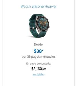 AT&T - Huawei Watch GT 46mm