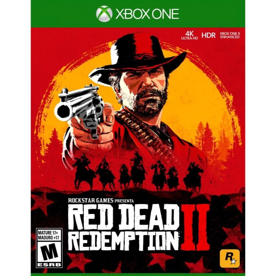 Walmart: Red Dead Redemption 2 para Xbox One