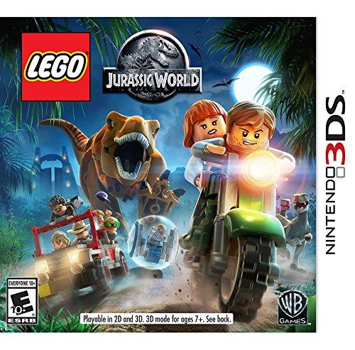 Amazon: LEGO Jurassic World, Nintendo 3DS - Juego