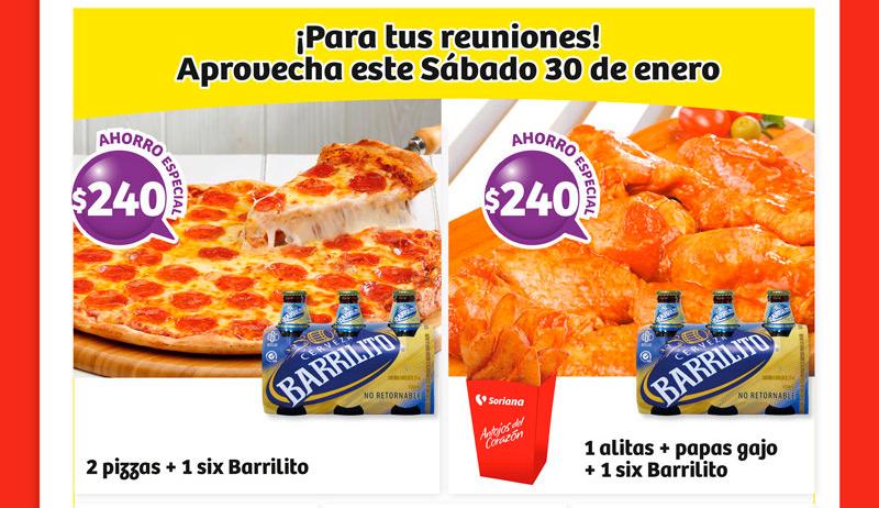 Promociones 1 2 3 del Ahorro Soriana: Cerveza Miller Lite 12 pack a $99 y más