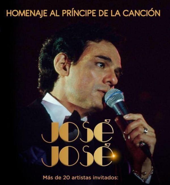 Zócalo CDMX: Homenaje a José José  Gratis!!!!