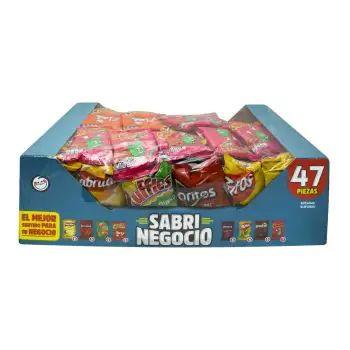 Sam's Club: 47 piezas de botanas Sabritas por $244.50 ($5.20 x pieza)