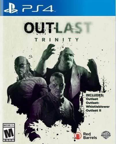 Amazon México: Outlast Trinity PS4