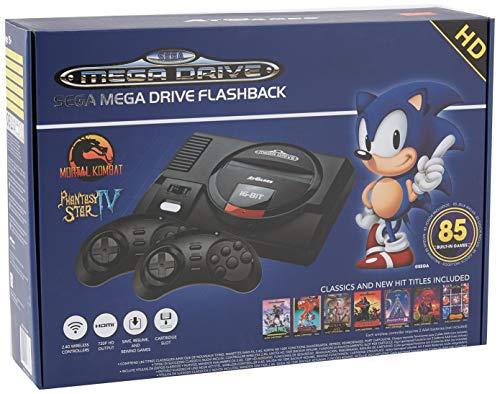 Amazon: Consola Sega con 85 juegos precargados