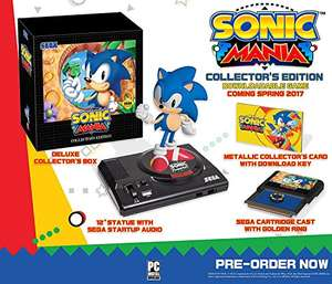 Amazon MX - Sonic Mania: Collector's Edition PS4