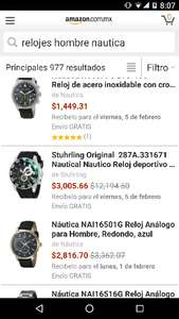 Amazon: Reloj Stuhrling multifuncional 287A.331671 a $3,005