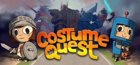 Steam: Costume Quest