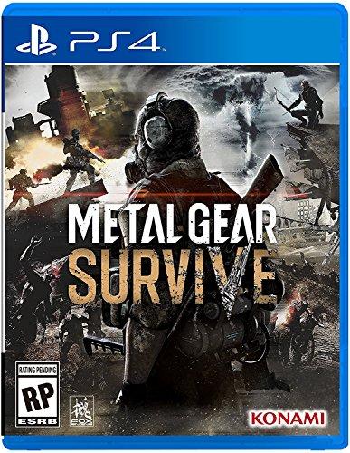 Amazon: Metal Gear Survive PS4