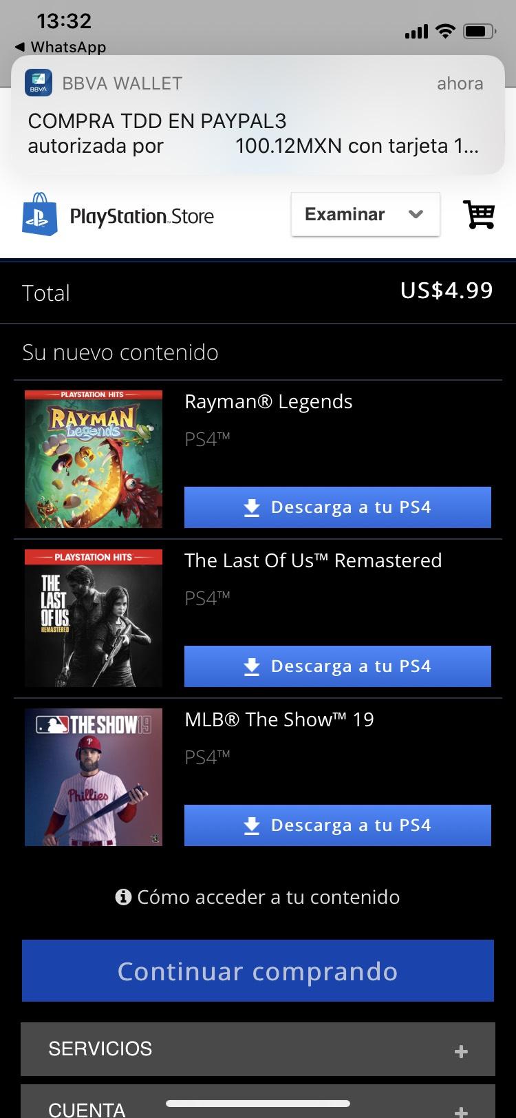PSN: Rayman legend (precio con Plus)