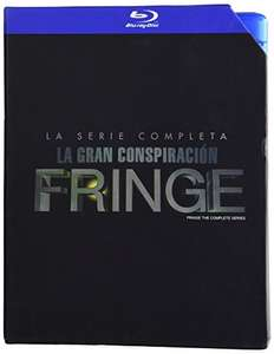 Amazon MX: Serie Completa en Bluray Fringe a $649 (65% de descuento)