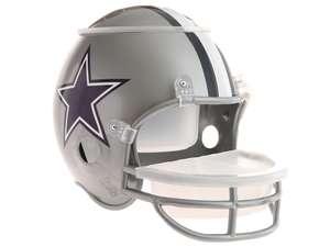 Liverpool en linea : CASCO BOTANERO NFL DALLAS COWBOYS