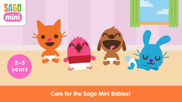 App Store Sago Mini Babys  gratis por tiempo limitado (3 dólares precio normal)