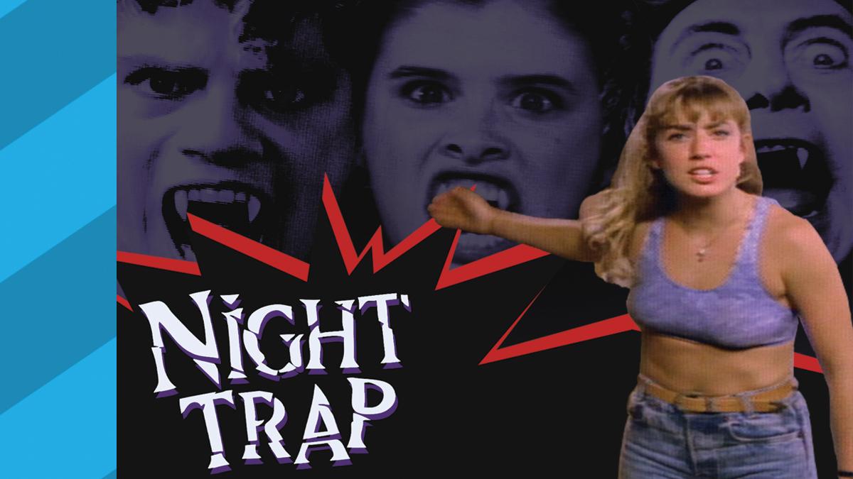 eShop: Night Trap - 25th Anniversary Edition