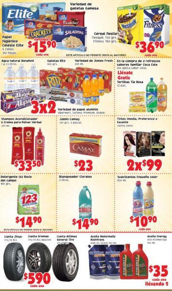 Mercado Soriana: 20% de descuento en licuadores, en accesorios Disney y más