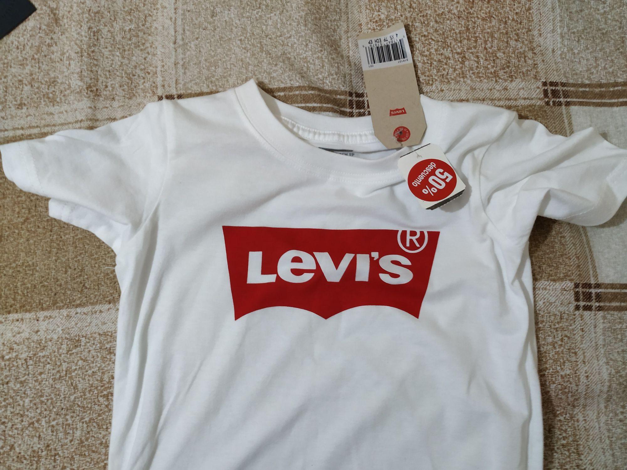 Sears: Playera Levis para niño