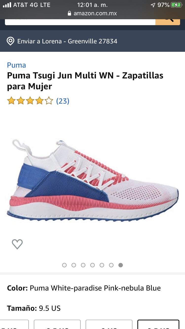 Amazon: Tennis Puma
