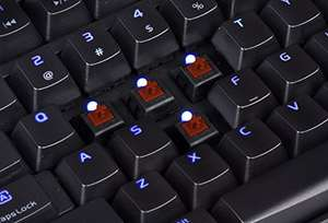 Amazon: Teclado Mecanico Thermaltake Teclado Gaming Ttesportposeidon