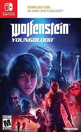 Amazon: Wolfenstein Youngblood - Nintendo Switch Standard Edition