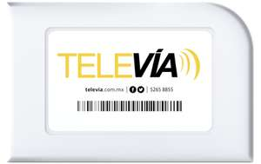 TeleVía: Recibe $180 de saldo y 1800 puntos en la compra de Tag (Oxxo, 7Eleven, Farmacias del Ahorro)