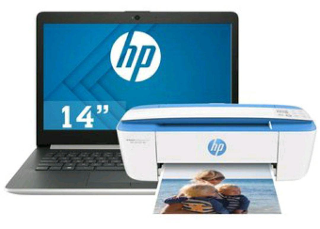 Linio App: Laptop HP Ryzen 3, 8GB, 1TB + impresora multifuncional (pagando con Paypal)
