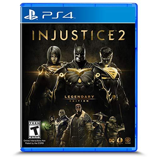 Amazon: Injustice 2 - Legendary Edition - Envio gratis Amazon Prime